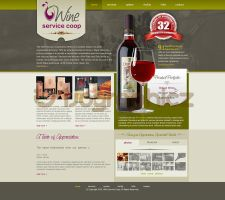 wine service coop by ijographicz