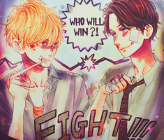 who will win!? by katita-chan