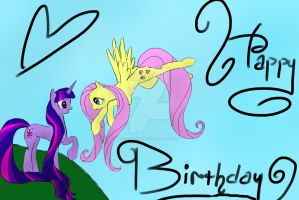 Birthday2 by GypsyTwister