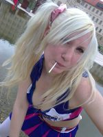 Juliet Starling raaawr by Smery
