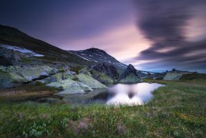 Gaustatoppen 1 | Norway by JacktheFlipper-de