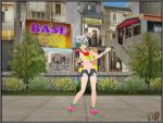 Skater Gumi dances to This Ninjin Love You Yeah! by DennisReed