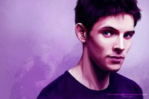 Colin Morgan by teralilac