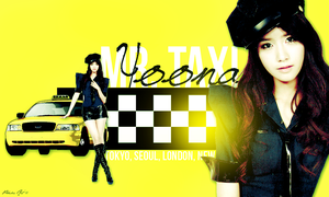 Yoona: Mr. Taxi by aethia321