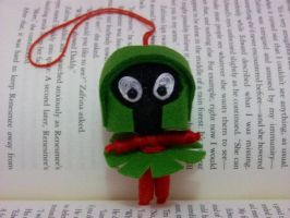 marvin the martian string doll by Em-Ar-Ae