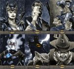 Batman: The Legend Sketch Cards 01 by RichardCox