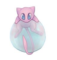 Mew by Poket-Skitts