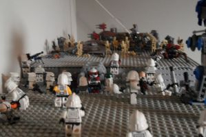 Lego star wars trench pic 1 by Testsubject002