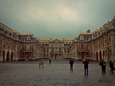 Versailles, Paris 2015 by morsiela