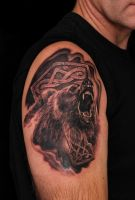 ThorBear by viptattoo
