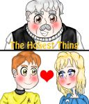 The Holiest Thing Tribute by princessofvernon