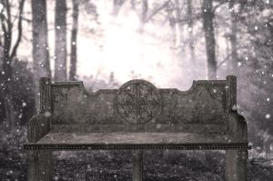 Frozen chair premade BG VI by StarsColdNight