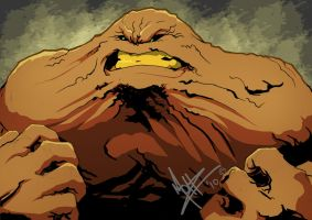 Clayface by MoHzleE20