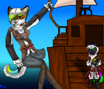 Aye-Aye, Captain! by NatalieGrayson