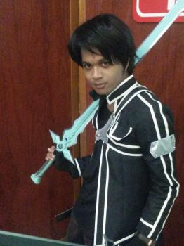 KIRITO FROM SOA ONLINE! 2 by ashchistyle
