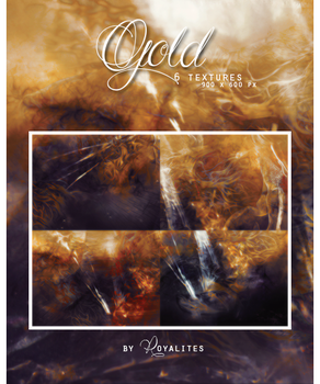 gold: texture pack by Royalites
