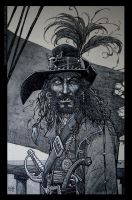 Pirate by rogercruz
