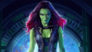 Gamora wallpaper by vgwallpapers