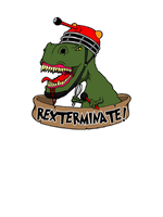 REXTERMINATE! by yayzus