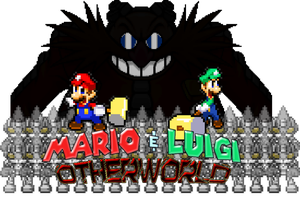 Mario and Luigi Otherworld Poster by PFT-Production