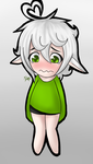 Matty again but a chibi by RoxieTheDerp