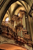 Michaelerkirche 2 by Lady-Vetinari