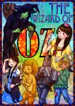 The Wizard of OZ by hantinexd