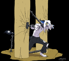 Chains that bind you by Metal-Kitty