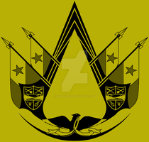 Panamanian Assassin Symbol by MehranPersia