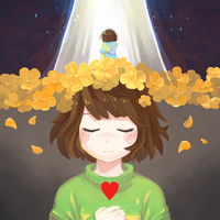 Undertale Album Project - Fallen Back by jojostory