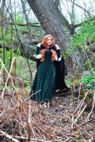 Brave Merida Forest by Lolitababy