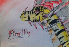Colored pencil shading experiment by queenfirelily17