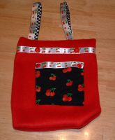 Cherry Purse by MollyD