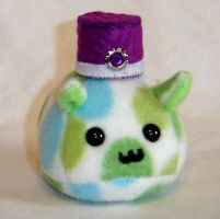 Jeweled Puggle Fez by callykarishokka