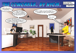 The Coworker Page 5. by nyom87