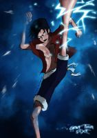 Luffy by plaste