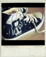 Sneakers by Ming-Shuw