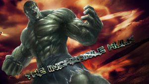 The Incredible Hulk by MaeroDesigns
