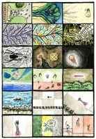Advertising Storyboard 2-3 by WasserBoxer