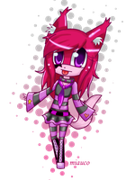 Comm .:Crystal the coyote:. by miauco
