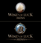 Wind of Luck Arena Logo by coy2k
