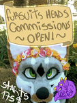 Fursuits Commissions open! by Mitsuki-wolf