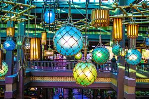 wdw polynesian village resort 1 by ChasMandala