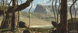 Just Another Landscape prt. 1 by 3DLandscapeArtist
