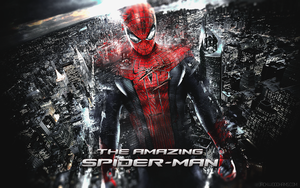 The Amazing Spider-Man - Free Wallpaper by JSWoodhams