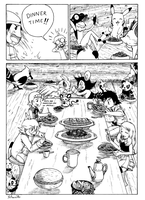 Pokemon XY Christmas Special Page 2. by Rohanite