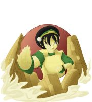 Full Circle - Toph by AnswerMeThis