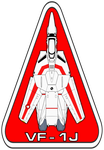 VF-1J Flight Insignia by viperaviator