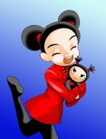 Pucca by Bluevelvet07