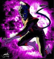Nightcrawler II by julioferreira